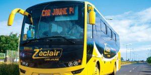 photo car jaune