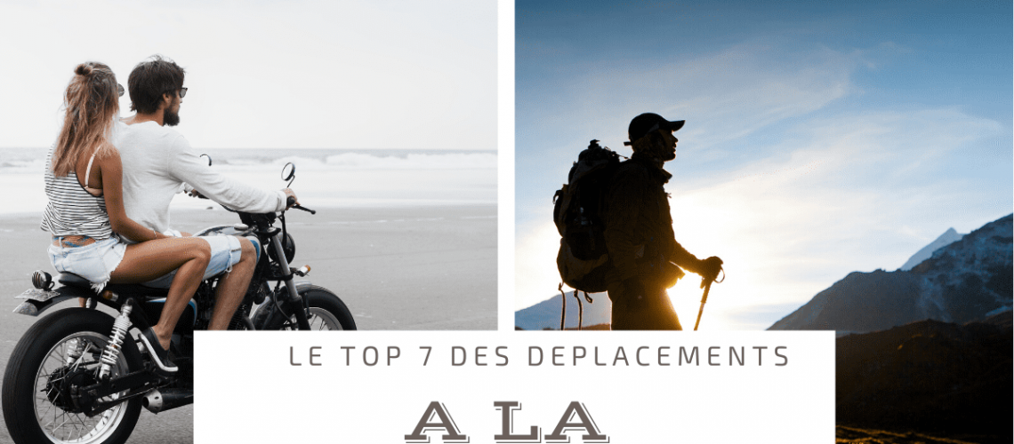 Illustration Article Le top 7 des deplacements